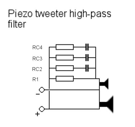 piezo tweeter wiring diagram 4 wiring diagram u2022 rh msblog co Von Neumann Architecture Von Neumann Architecture
